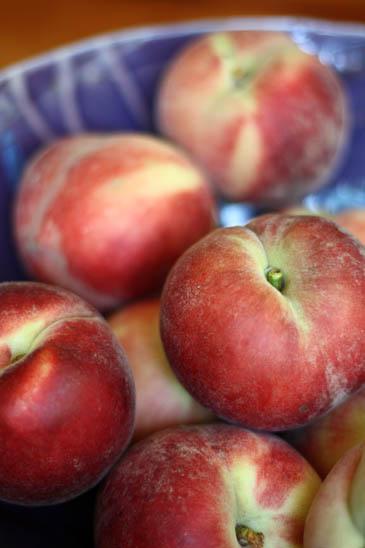 Fresh Peaches | ZoëBakes | Photo by Zoë François