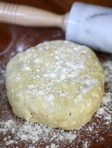 Rolling Pie Dough | ZoëBakes | Photo by Zoë François