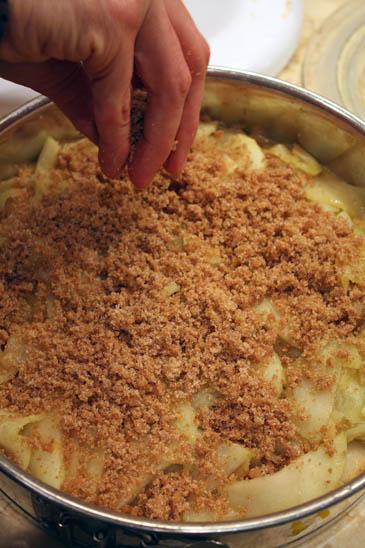 Apple Pumpkin Cake Recipe   ZoëBakes   Photo by Zoë François