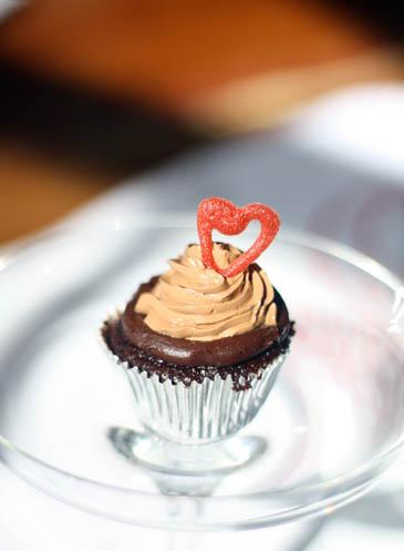 Devil's Food Cupcakes Recipe   ZoëBakes   Photo by Zoë François