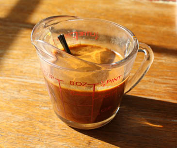Cajeta Recipe | ZoëBakes | Photo by Zoë François