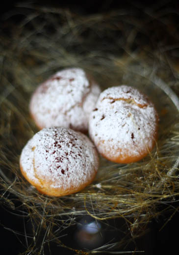 Cream Puffs Recipe | ZoëBakes | Photo by Zoë François