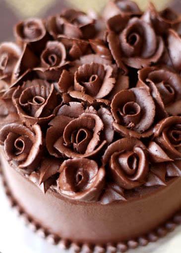 Birthday Cake Recipe | ZoëBakes | Photo by Zoë François
