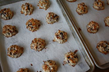 Coconut Macaroon Recipe | ZoëBakes | Photo by Zoë François