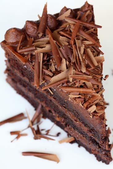 Admirable Chocolate Cake Recipe Zoebakes Eat Dessert First Personalised Birthday Cards Akebfashionlily Jamesorg