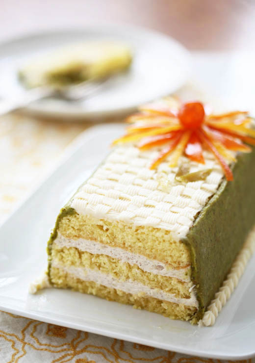 Cassata recipe | ZoëBakes | Photo by Zoë François