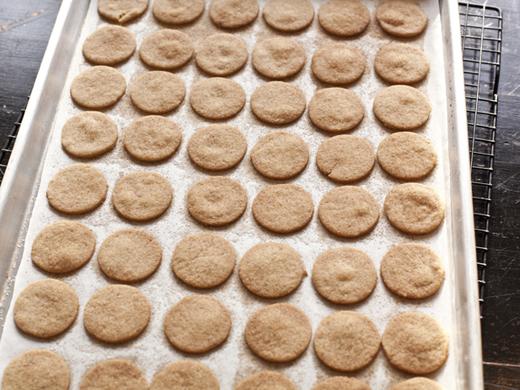 Baking homemade graham crackers | ZoëBakes | Photo by Zoë François