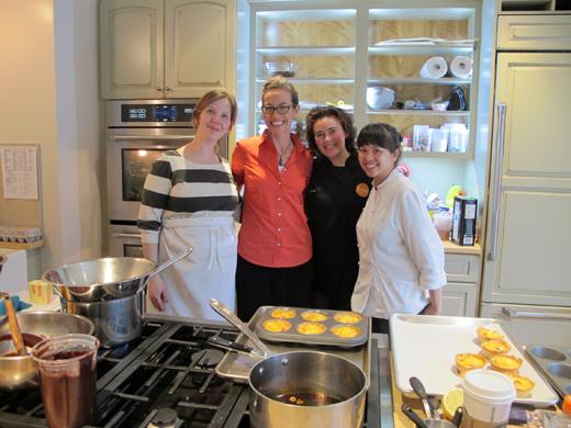 Zoe Francois Food Network Kitchen