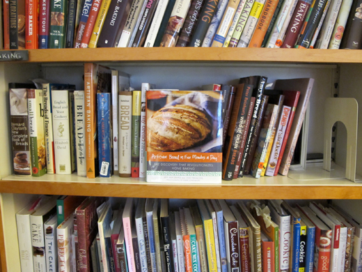 Artisan Bread in Food Network Library