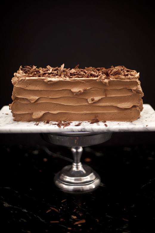 7 Layer Cake | ZoëBakes | Photo by Zoë François
