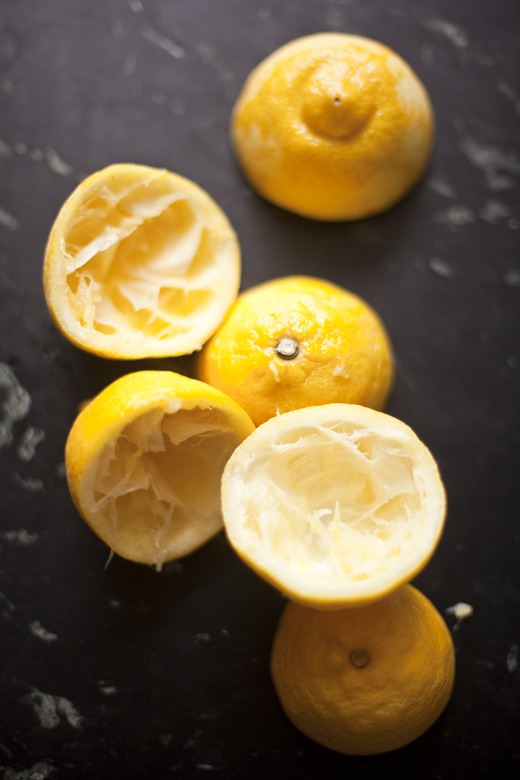 Fresh lemons for lemon curd | ZoëBakes | Photo by Zoë François