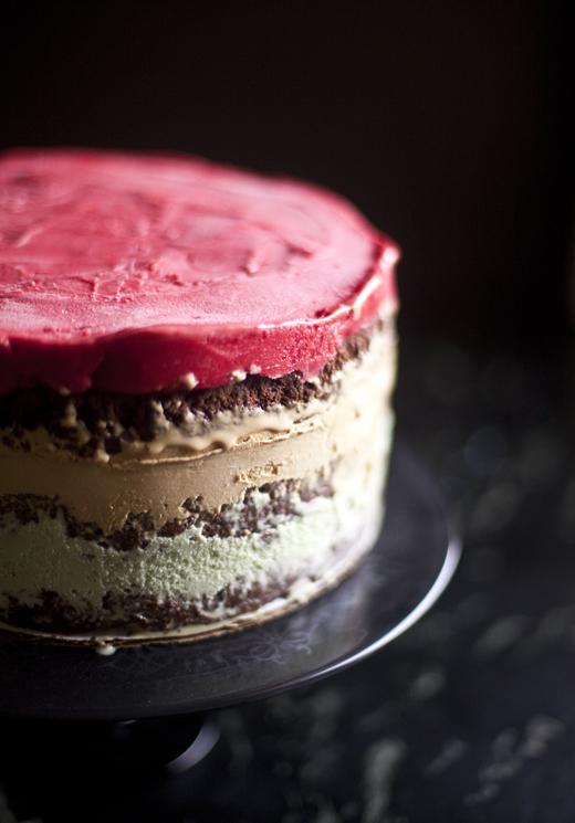 Ice Cream Cake | ZoëBakes | Photo by Zoë François