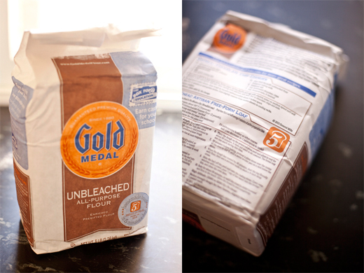 The NEW ABin5 Recipe on the Gold Medal Flour Bag | ZoeBakes