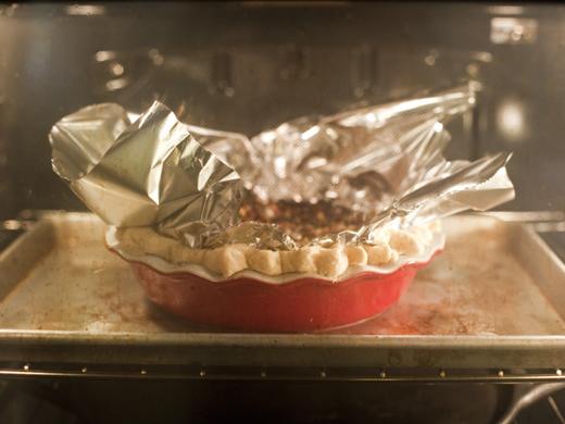 Blind Baking Pie Dough | ZoeBakes | Photo by Zoë François