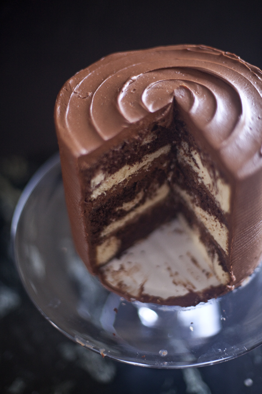 Chocolate Marble Cake | Photo by Zoë François