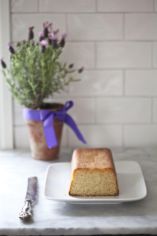 Grapefruit Pound Cake 02 | ZoeBakes