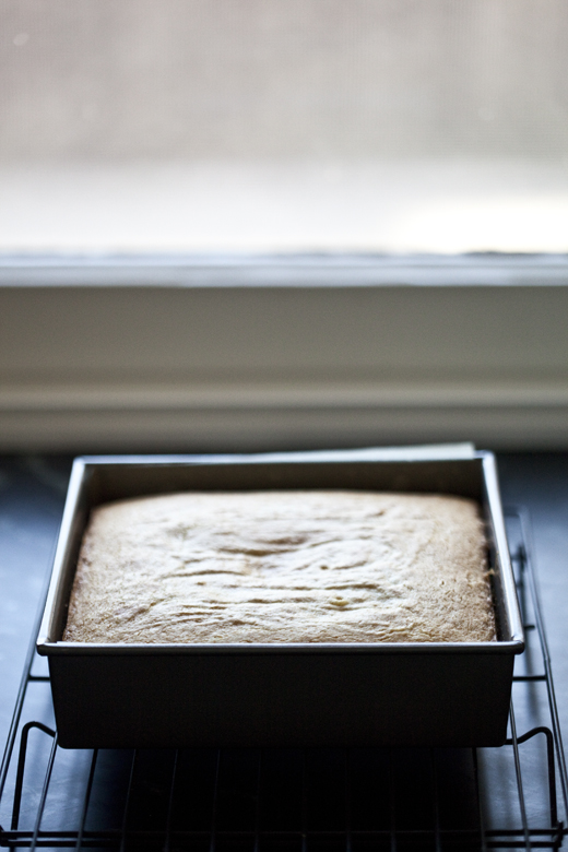 Coffee Caramel Tres Leches Cooling | ZoëBakes | Photo by Zoë François