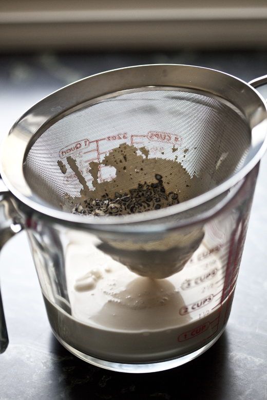 Coffee Whipped Cream | ZoëBakes | Photo by Zoë François