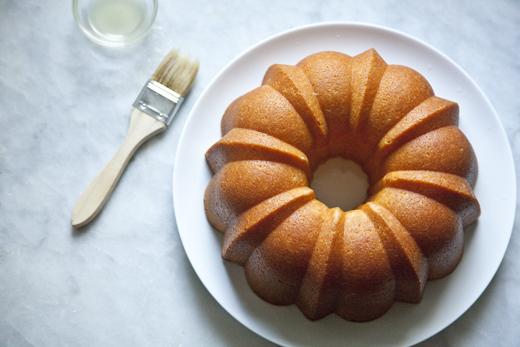 Perfect Lemon Bundt Cake recipe from Sarabeth's Good Morning cookbook   Photo by Zoë François