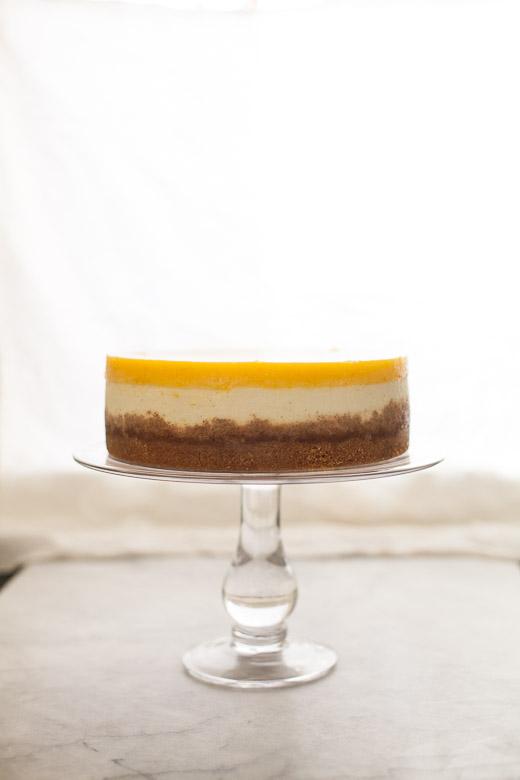 Lemon Curd Cheesecake | Craftsy (5 of 13)