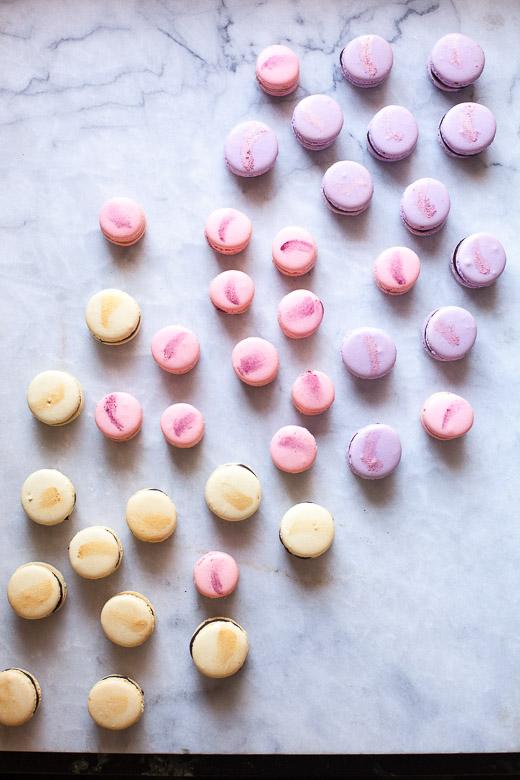 Easy Macarons | photo by Zoë François