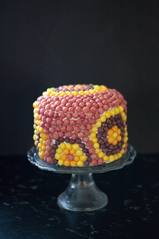 Trix Cake | ZoeBakes (9 of 10)