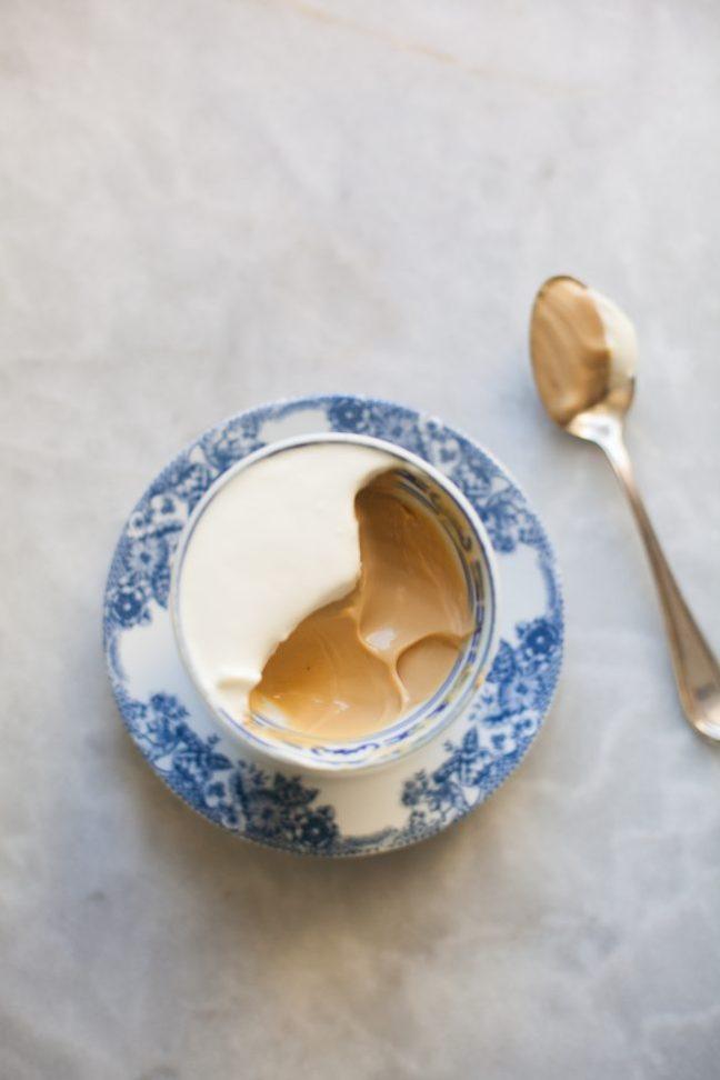 Butterscotch Pot de Crème | Photo by Zoë François