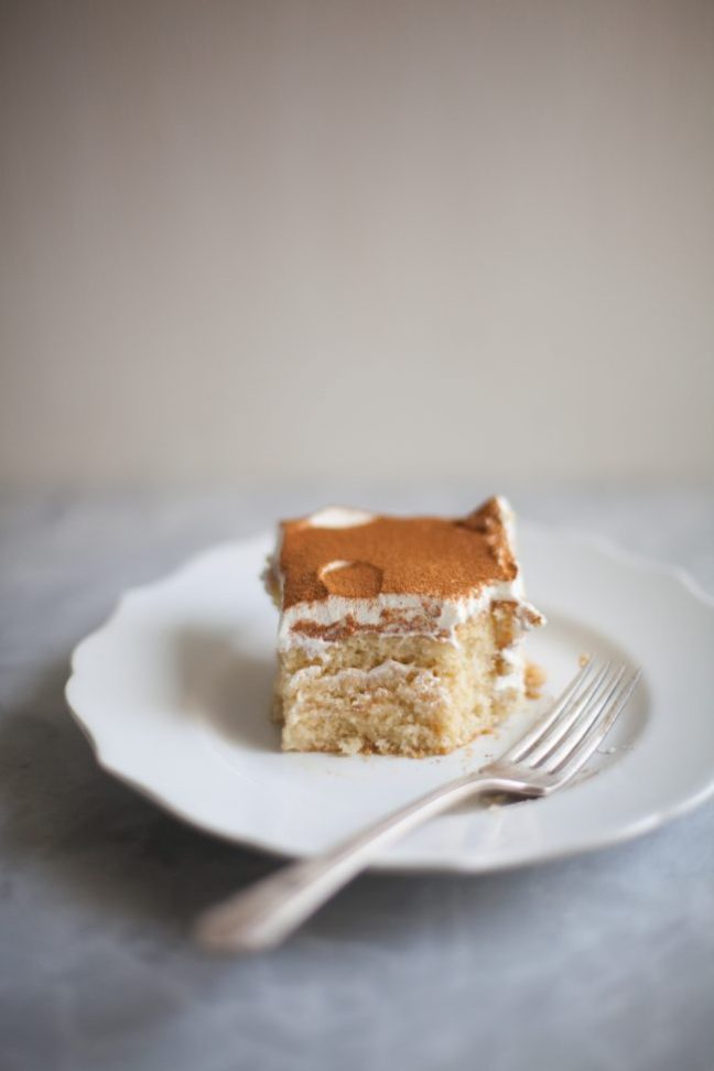 Tres Leches Cake | Photo by Zoë François