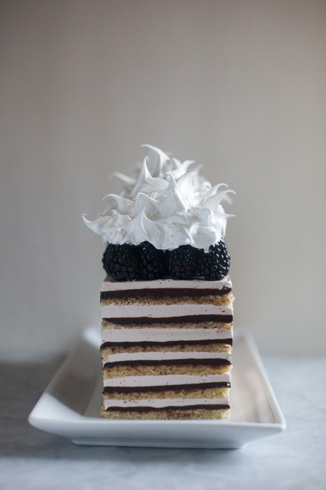 Diva Cake | ZoëBakes photo by Zoë François