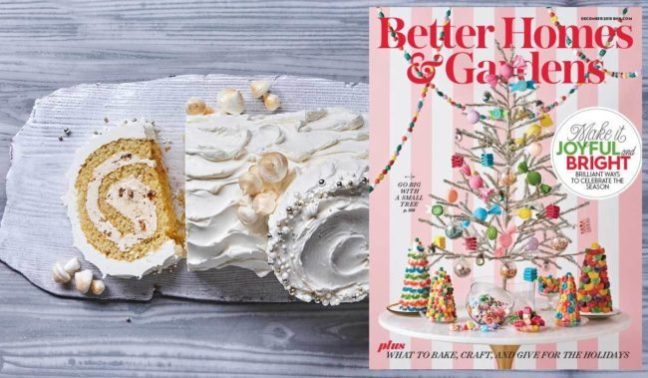 ZoeBakes Cakes for Better Homes & Gardens | ZoeBakes