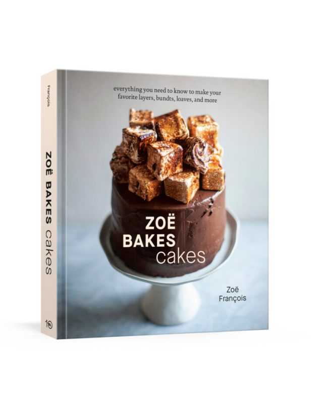 Zoë Bakes Cakes, Zoë François's cookbook.