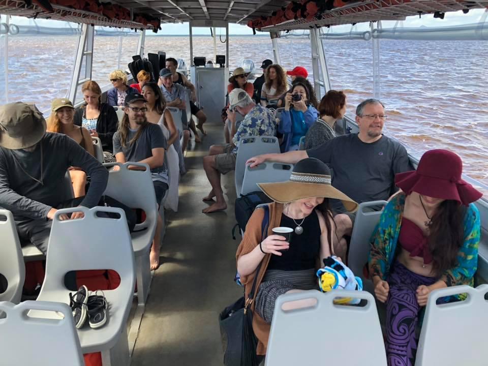 Noosa Everglades trip
