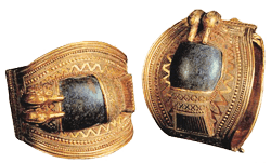 Ancient Egyptian Example of Fine Art Bracelets