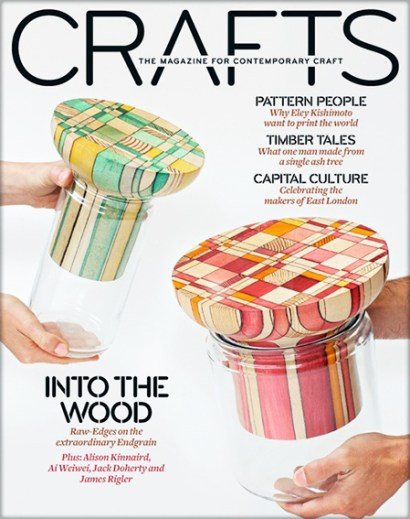 Crafts Magazine September October 2015
