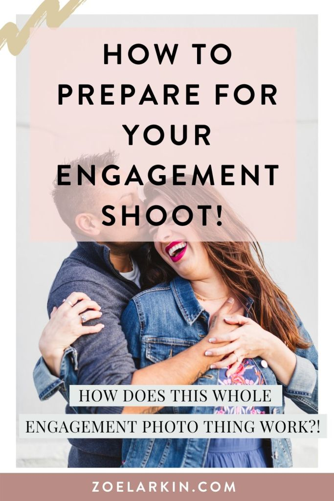 Your complete guide for how to prepare for your engagement shoot! From what to wear, to when to shoot, and what to consider when choosing a location, there are so many questions you probably have. Engagement photos are worth getting right, and preparation is key so that you can get the most out of your engagement photography experience. Looking for a San Francisco Bay Area engagement photographer? Let's chat! #engagementphotography #gettingmarried #engagementinspiration | Zoe Larkin Photography