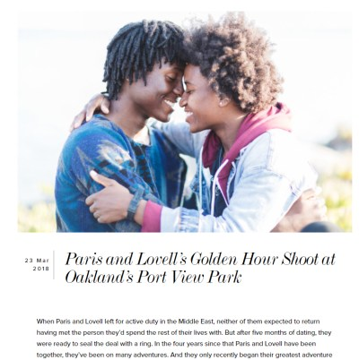 featured on love inc mag 2018