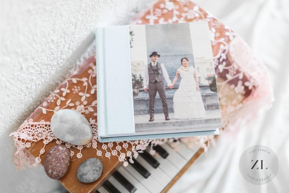 wedding photography albums available san francisco bay area
