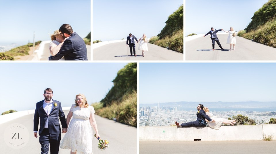 wedding photography at twin peaks