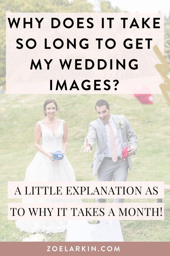 Why does it take as long as it does to get your wedding photography images? The answers are all here, my friends! My aim is to throw light what's going on behind the scenes once your wedding photographer leaves your wedding! There is a long process of editing that all wedding photographers do, to turn the RAW files into the finished images you see in your wedding gallery. It isn't a process to be rushed, and lots of other factors come into it! | #weddingphotography | Zoe Larkin Photography