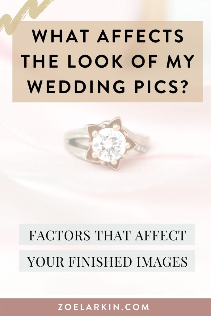 What affects the way your wedding images look? There are so many aspects that go into wedding photography. Everything from the light, the time of day, the position of the sun and many other things besides! I take you through it all and explain how all the various factors that are unique to your wedding may influence the final images that you get in your wedding gallery. | #weddingphotography #wedding inspo #bayareawedding | Zoe Larkin Photography