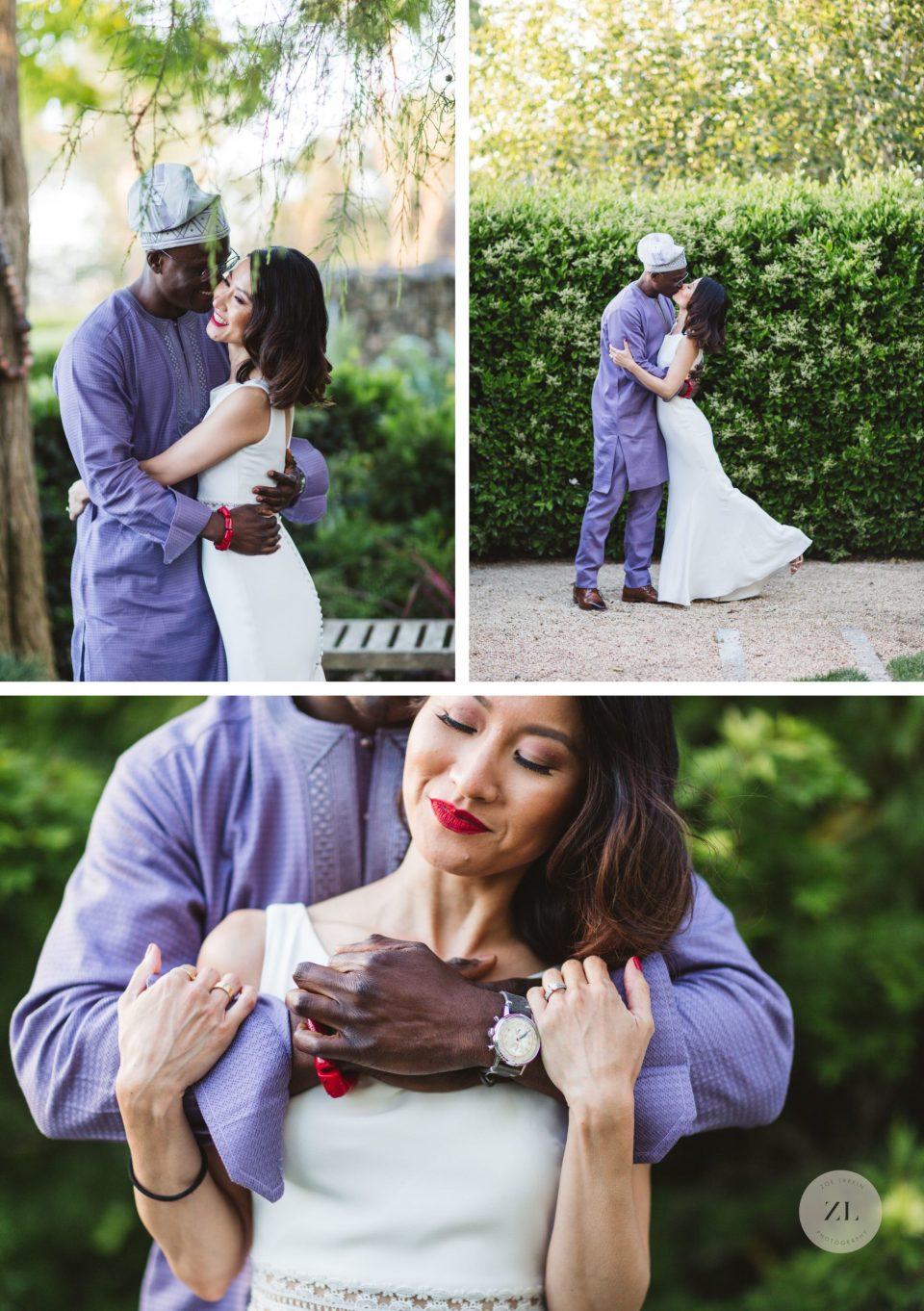 cornerstone sonoma wedding couples' pictures