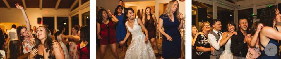 dancing photos at Quadrus Conference Center, Menlo Park wedding venue