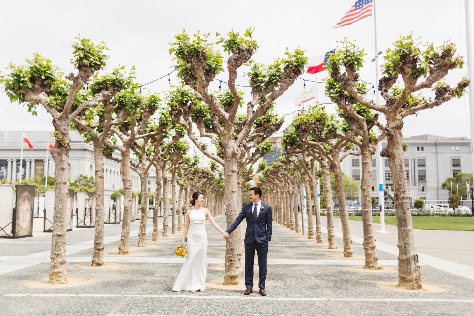 Sample wedding timeline for san francisco city hall civil ceremonies