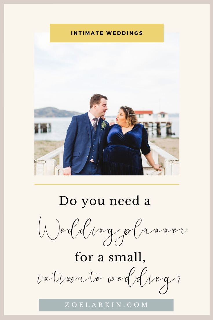 Do you need a wedding planner for a small, intimate wedding? I take an in-depth, deep dive into the reasons why you should consider a wedding planner for your small wedding. Trust me, you will never have considered this before! I team up with Kindred Wed Events, a wedding planner specializing in small weddings, based in SoCal to bring you this detailed article. What we came up with will convince you that a planner is essential for your intimate wedding! #intimatewedding #weddings   zoelarkin.com