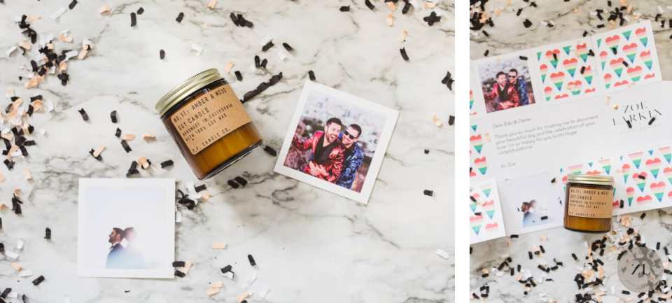 how to use greetabl - a gifting service that works great for wedding photographers looking for creative client gifts