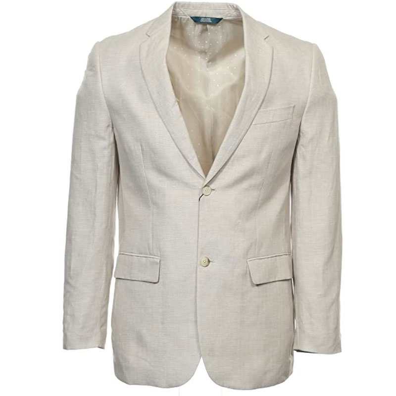 Mens Linen Suit Jacket