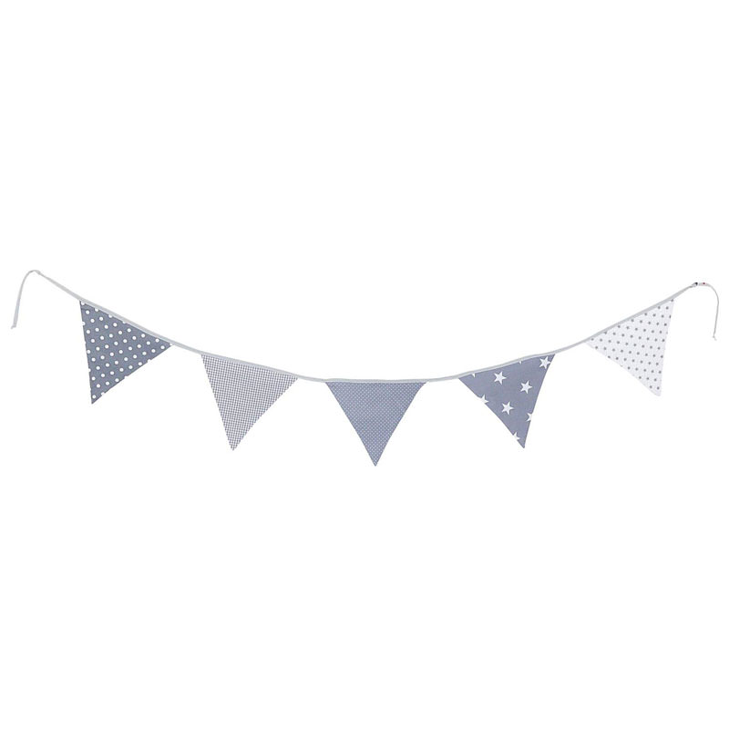 Cotton Fabric Bunting