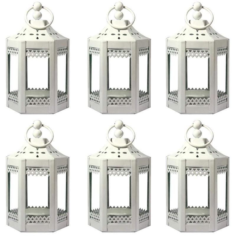 Metal Tealight Mini Candle Lantern