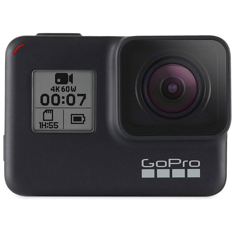 GoPro HERO7 with 720p streaming