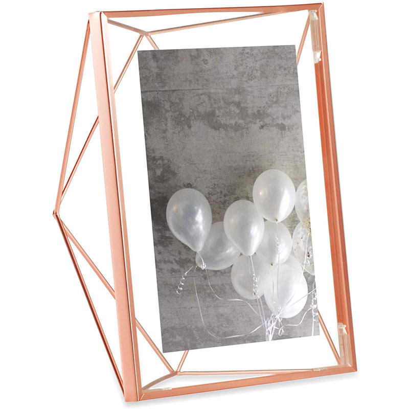 Picture Frame modern copper 5x7